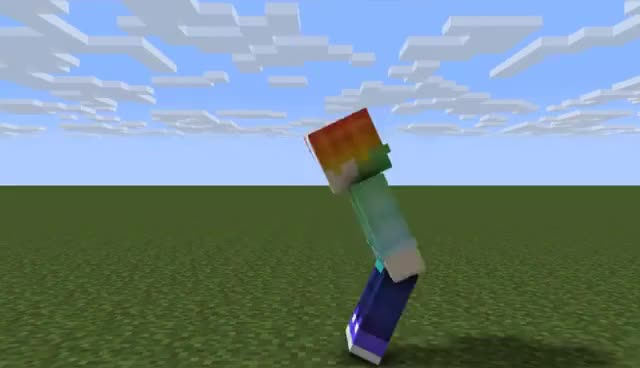 Watch and share Minecraft GIFs and Moonwalk GIFs on Gfycat