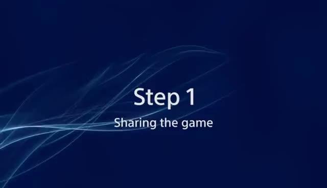 PS4 E3, PS4 GIFs