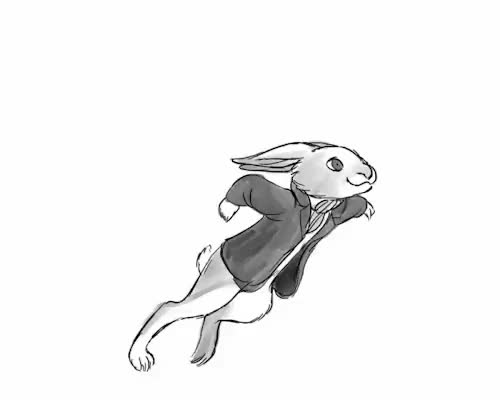 Watch and share Beatrix Potter GIFs and Rabbit GIFs on Gfycat