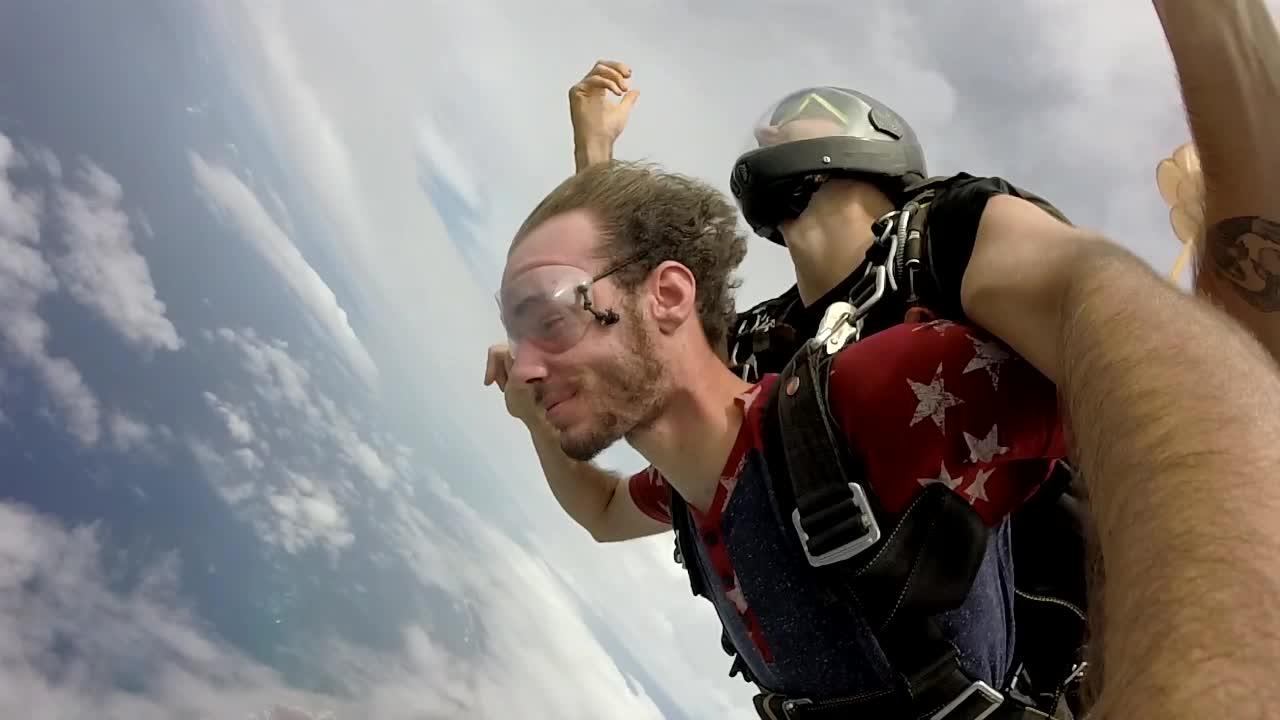 skydiving gif GIFs