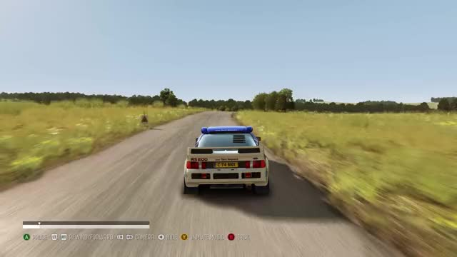 Watch Lucky. GIF by @bennon1221 on Gfycat. Discover more dirt rally, dirtgame, near miss GIFs on Gfycat