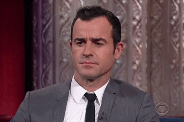 Justin Theroux, cringepics, my eyebrows (reddit) GIFs