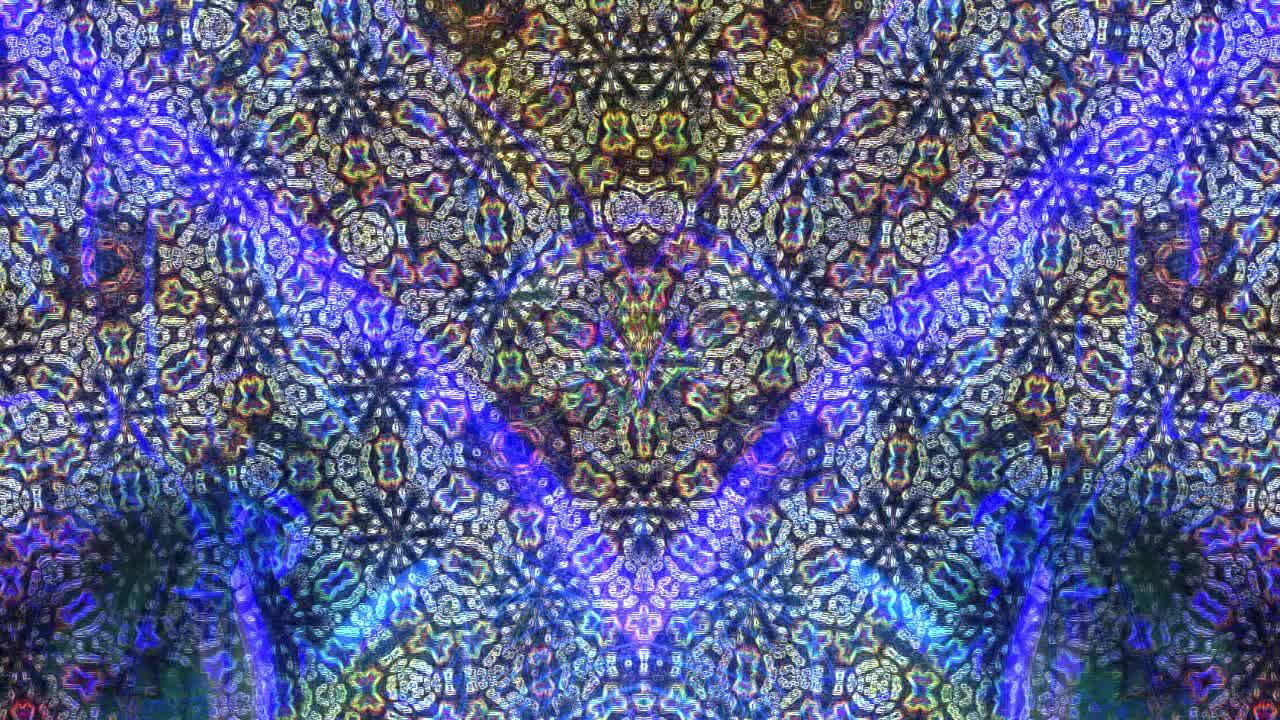 dmt, dmt test, psychedelic visuals, replications, dmt CEV test GIFs
