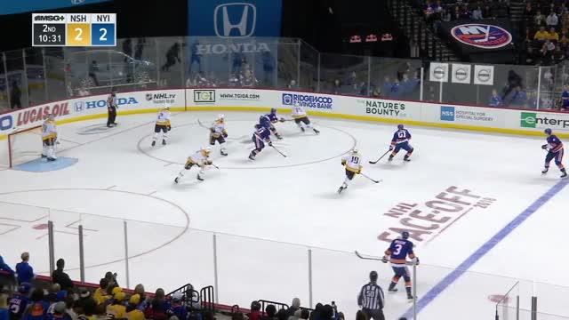 Watch and share Nashville Predators GIFs and Hockey GIFs by NYI Gifs on Gfycat