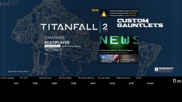 Watch and share Games Done Quick GIFs and Titanfall 2 GIFs by taskinoz on Gfycat