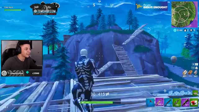 TSM_Myth Playing Fortnite - Twitch Clips