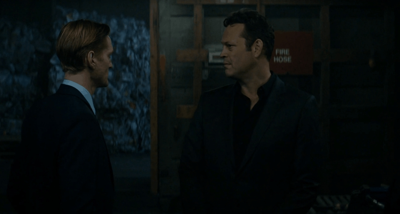 truedetective, [S2E3][GIF]Who the fuck's coming after me? (reddit) GIFs