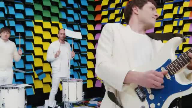Watch this ok go GIF by OK Go (@okgo) on Gfycat. Discover more OK Go, concerts, greenpeace, live, music, obsession, official, paper, printer, video GIFs on Gfycat