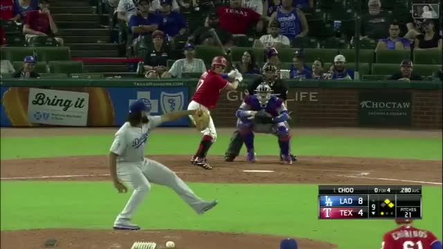 Watch Kenley Jansen Incredible No-Look Game Ending Double Play vs Rangers | Dodgers vs Rangers GIF on Gfycat. Discover more Texas Rangers, baseball GIFs on Gfycat