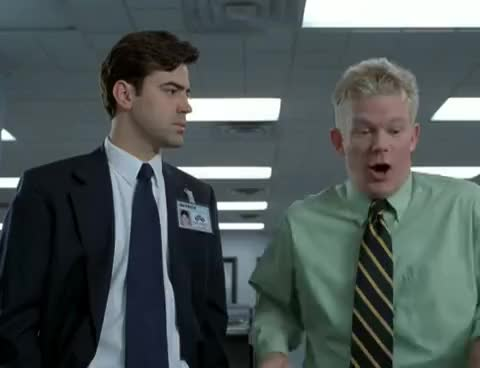 Watch 'Oh' Face! GIF on Gfycat. Discover more O face, Officespace GIFs on Gfycat