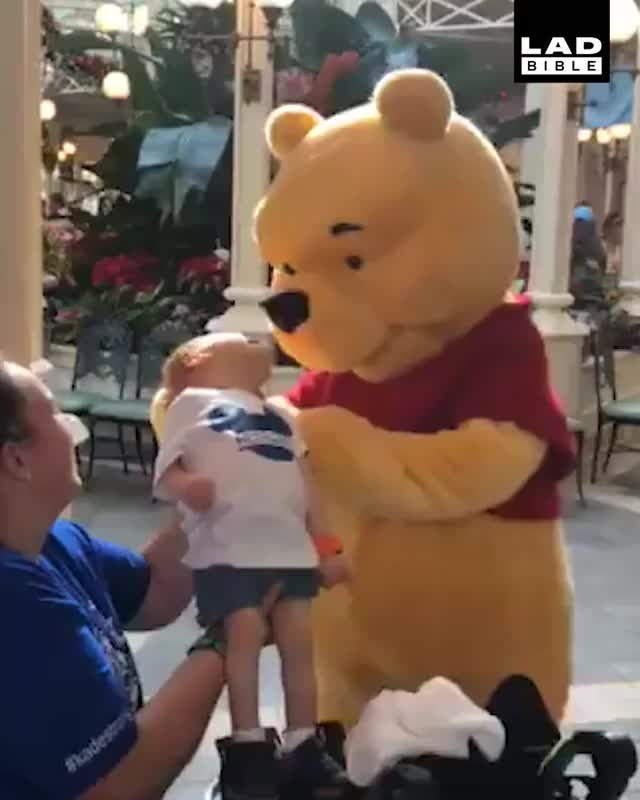 Watch 'Those who have disabled children will know the feeling when people look but ... GIF on Gfycat. Discover more LADbible GIFs on Gfycat