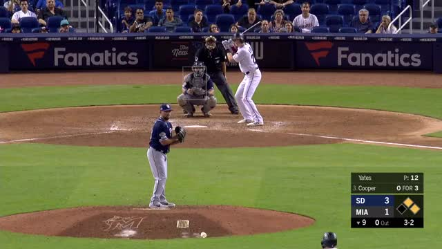 Watch and share San Diego Padres GIFs and Miami Marlins GIFs on Gfycat