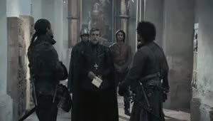 Watch and share Cardinal Richelieu GIFs and The Musketeers GIFs on Gfycat