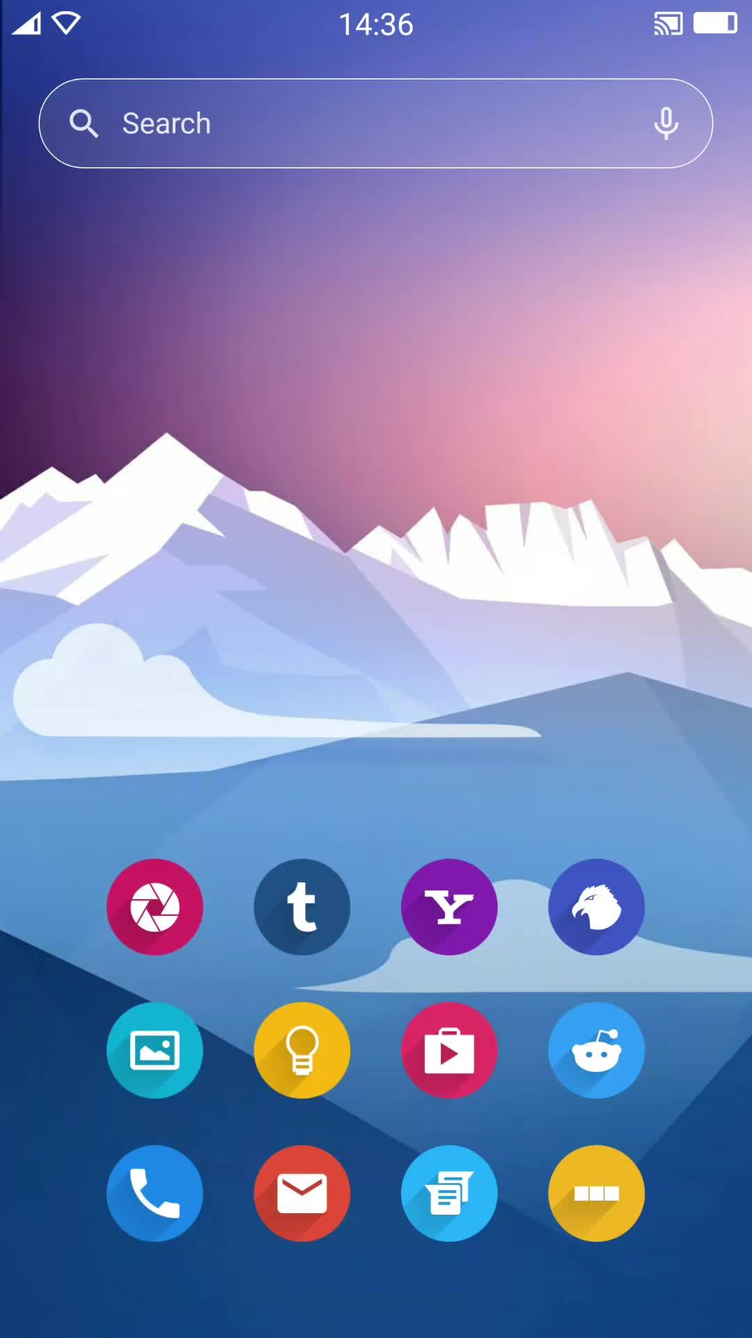 Android, android, [KLWP] Fullscreen widgets with blur (reddit) GIFs