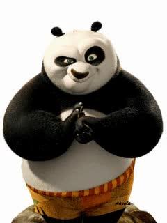 Watch and share Kung Fu Panda GIFs on Gfycat
