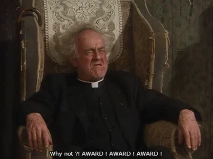 Father Jack award GIF | Find, Make & Share Gfycat GIFs