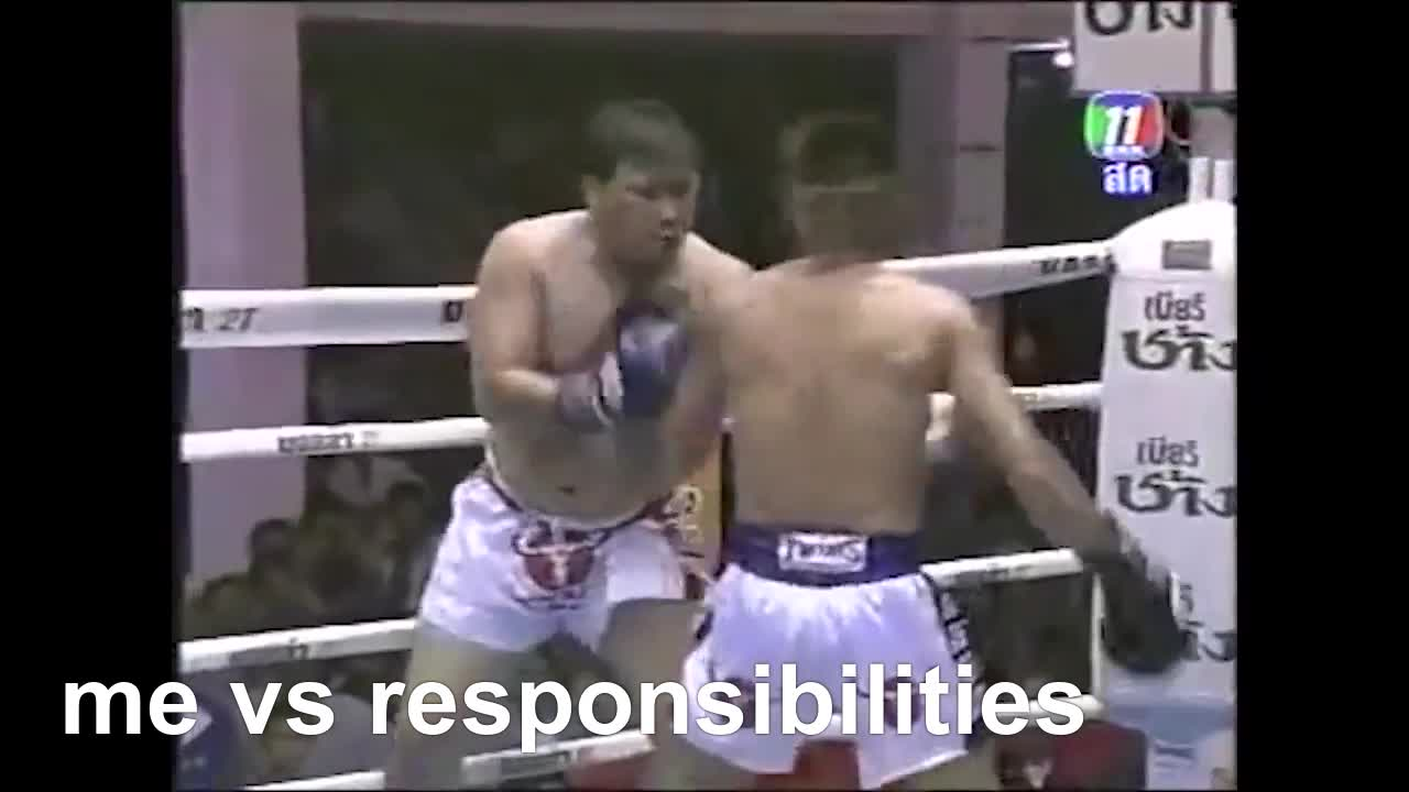aussie, boxing, fighting, funniest, funny, kickboxing, man, muay thai, ozzy man reviews, review, Ozzy Man Reviews: Funniest Kickboxing Match Ever GIFs