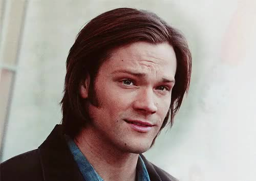 Watch    Appreciation of Winchester genesHow could anyone be mean  GIF on Gfycat. Discover more 7x20, Sam Winchester, Supernatural, mine, s7, sammy's smile, spnedits GIFs on Gfycat