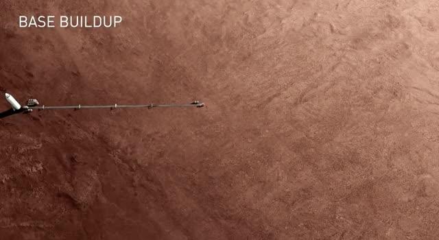 Watch and share Mars Colony GIFs and Rocket GIFs by Dave Mosher on Gfycat