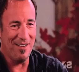 Watch and share Bruce Springsteen GIFs and You Gonna Be Ok GIFs on Gfycat