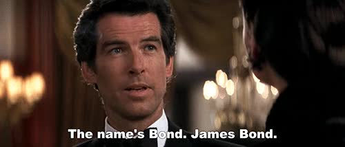 Watch bond martini GIF on Gfycat. Discover more related GIFs on Gfycat