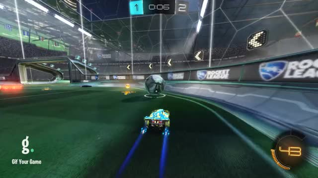Watch Goal 4: Maxwell GIF by Gif Your Game (@gifyourgame) on Gfycat. Discover more Gif Your Game, GifYourGame, Goal, Maxwell, Rocket League, RocketLeague GIFs on Gfycat