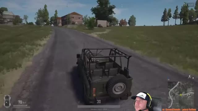 Watch TheNickisis Playing PLAYERUNKNOWN'S BATTLEGROUNDS - Twitch Clips GIF on Gfycat. Discover more related GIFs on Gfycat