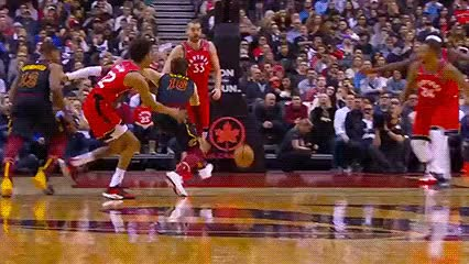 Watch and share Toronto Raptors GIFs by Off-Hand on Gfycat