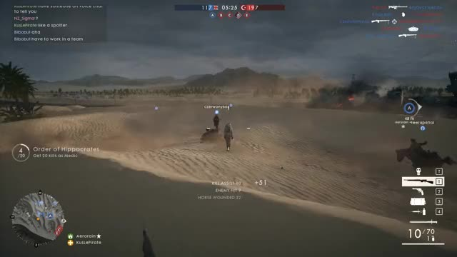 Watch Battlefield 1 - Wait, these aren't my cavalry boots! GIF by @kuslepirate on Gfycat. Discover more battlefield_one GIFs on Gfycat