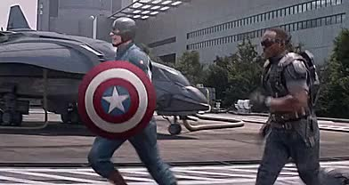 Watch and share Scarlett Johansson GIFs and Captain America GIFs on Gfycat