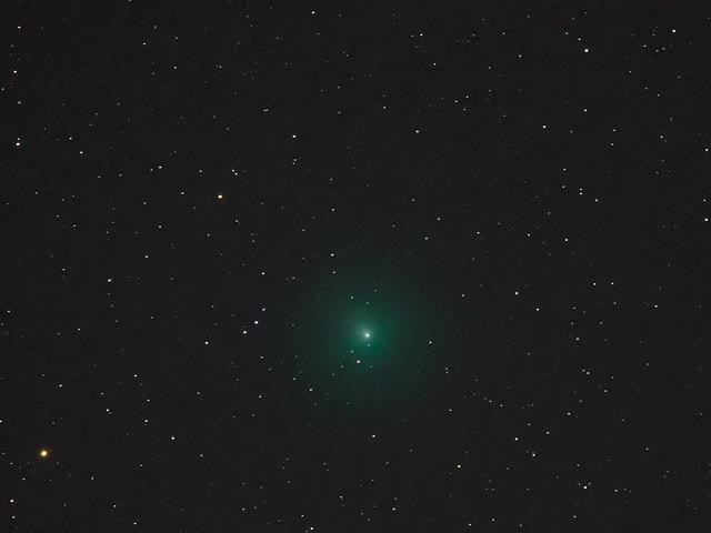Watch and share Comet 46p 2 GIFs on Gfycat