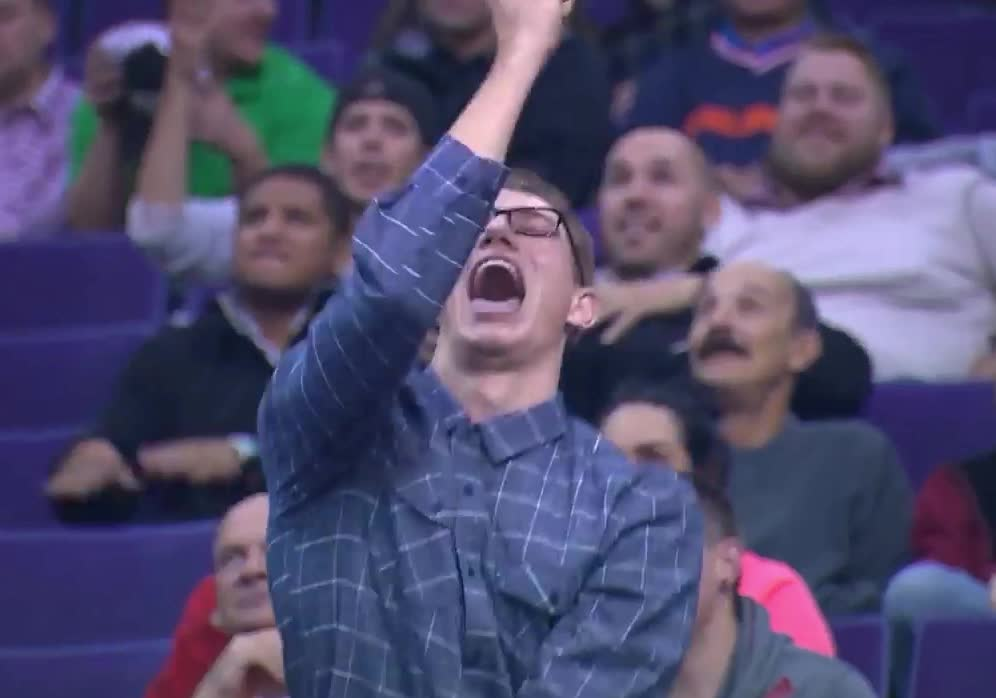 GIF Brewery, best, celebrate, celebration, crazy, dance, dancing, epic, excited, exciting, hilarious, move, moving, nba, party, win, yay, yeah, Crazy dancing GIFs