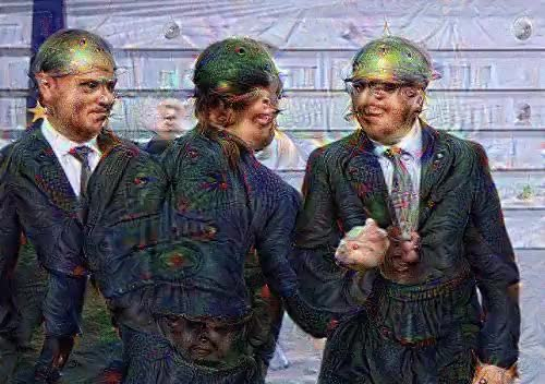 Watch and share Orbán Viktor GIFs and Deep Dream GIFs on Gfycat