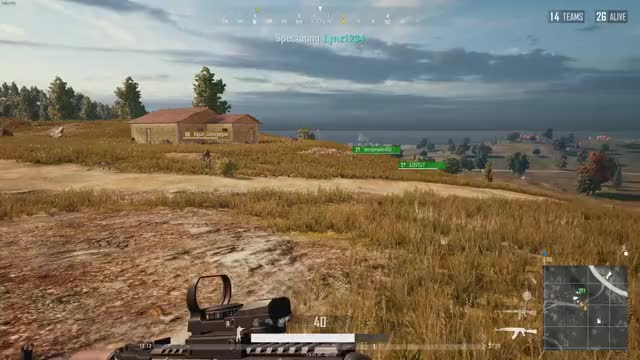 Watch and share Pubg GIFs by lynxwastaken on Gfycat