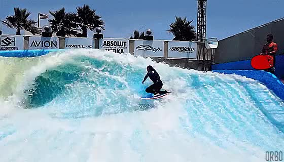Watch and share Flowrider GIFs on Gfycat