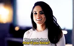 Watch and share Meghan Markle GIFs on Gfycat