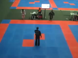 Aline Pires BJJ - Equipe 1 Checkmat Final Mundial 2012 CBJJE (reddit)
