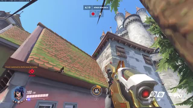 Watch and share Widowmaker GIFs and Overwatch GIFs by D4RKO on Gfycat