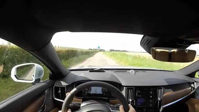 Watch Volvo S90 D4 Inscription - POV Test Drive - GoPro Hero GIF on Gfycat. Discover more automobile, bluekens, brabant, cars, driving, roadtrip, volvo GIFs on Gfycat