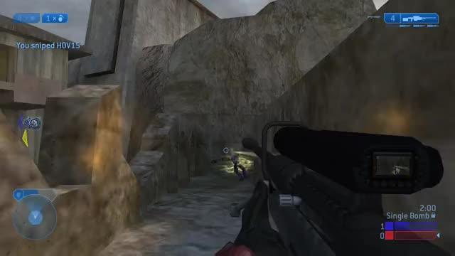 Watch MCC hit detection. GIF by Gamer DVR (@xboxdvr) on Gfycat. Discover more HaloTheMasterChiefCollection, alibibo, xbox, xbox dvr, xbox one GIFs on Gfycat