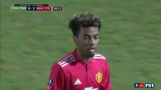 Watch and share 74 Lingard (FA Cup) (1) GIFs by mu_goals_xx on Gfycat