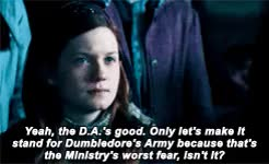 Watch we're all fighting growing old GIF on Gfycat. Discover more creations, ginny weasley, harry potter, hp, hpedit GIFs on Gfycat