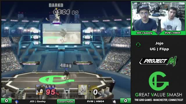 Watch JOS | Gooley (Sonic) VS RVM | HM04 (Mewtwo) | Grid Project M Weekly 47 | Losers Finals GIF on Gfycat. Discover more SSBPM, project m, super smash brothers GIFs on Gfycat