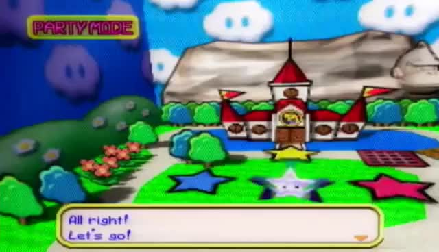 Watch Mario Party 3 - Chilly Waters [Part 1] GIF on Gfycat. Discover more related GIFs on Gfycat