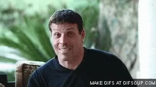 Watch and share Tony Robbins GIFs on Gfycat