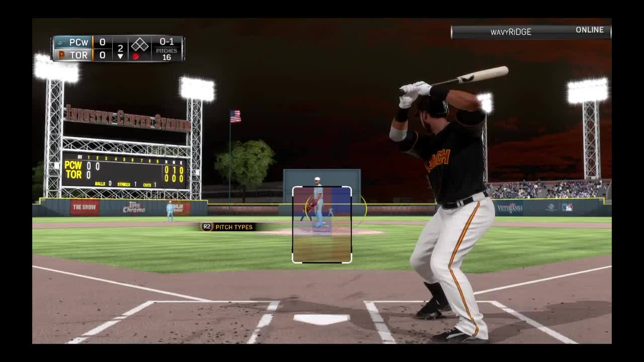 diamonddynasty, mlbtheshow, Warped Pitch GIFs