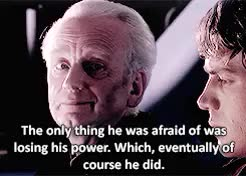 Watch and share Anakin Skywalker GIFs and Sheev Palpatine GIFs on Gfycat