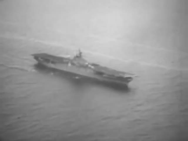 "Watch Korean War Aircraft Carrier Operations: ""Carrier Action Off Korea"" 1954 US Navy 13min GIF on Gfycat. Discover more 1954, carrier action off korea, us navy GIFs on Gfycat"