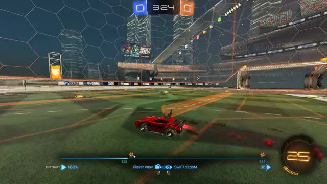 Watch and share Rocket League 2019.02.20 - 19.23.21.04 GIFs on Gfycat