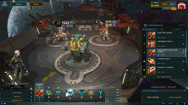 Dropzone is a competitive RTS for the modern era | PC Gamer